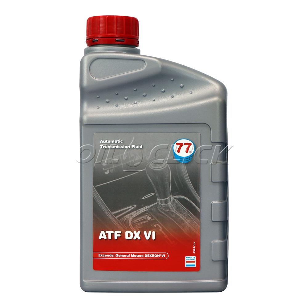 77 ATF DX VI 덱스론6 6단 자동미션오일 1L