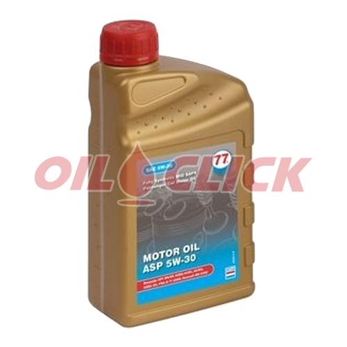 [77 LUBRICANTS] 77 엔진오일 MOTOR OIL ASP C2 5W-30 1L