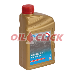[77 LUBRICANTS] 77 엔진오일 RACING OIL SM 5W-50 1L