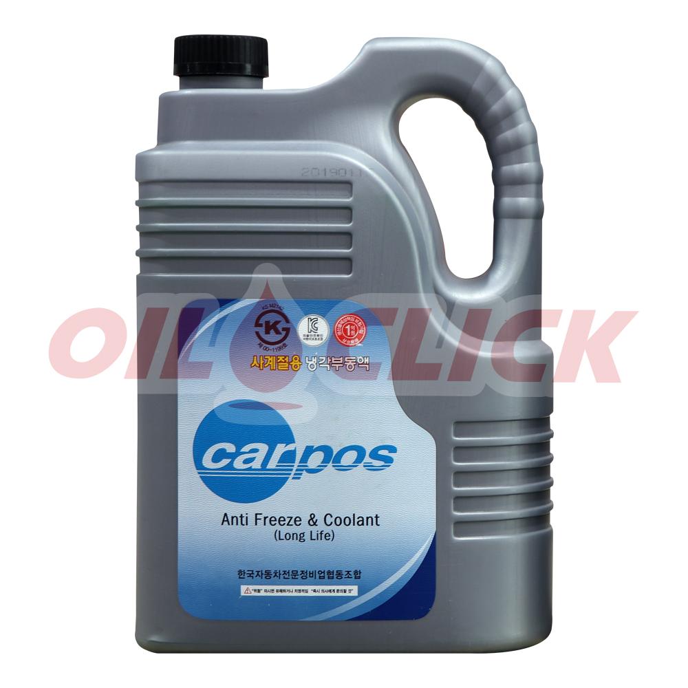 [CARPOS] 카포스 부동액 냉각수 녹색 3L