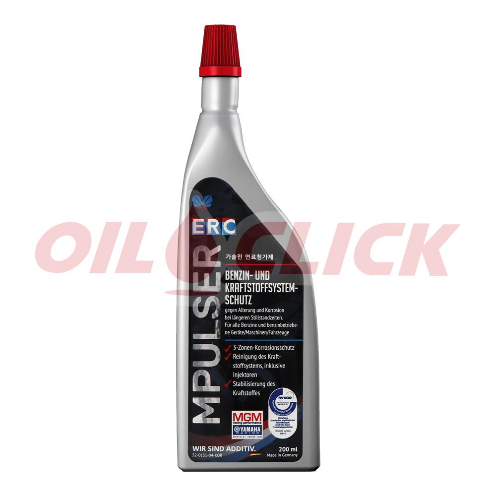 ERC 가솔린 연료 라인 시스템 강화 첨가제 200ml