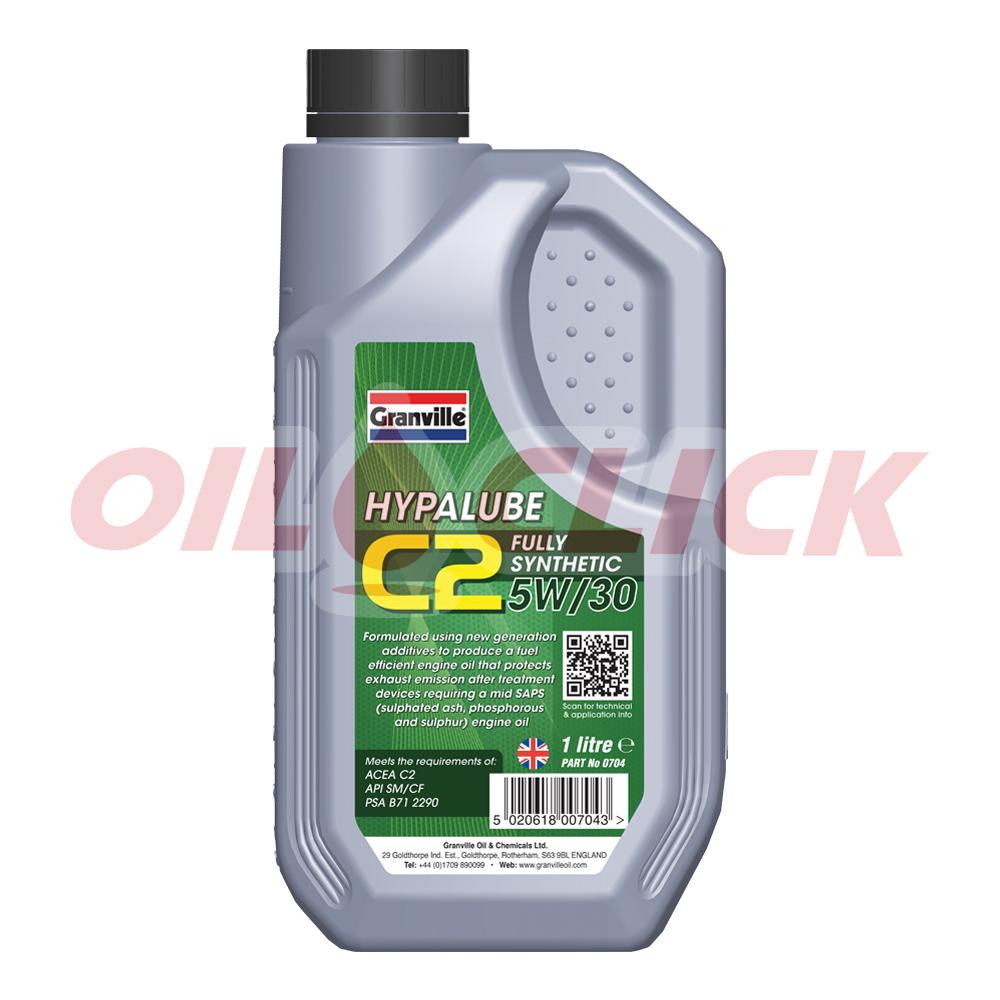그랜빌 하이파루브 C2 5W-30 1L