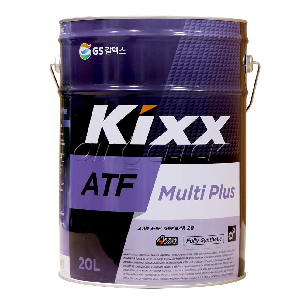 킥스 KIXX ATF 멀티플러스 자동미션오일 20L