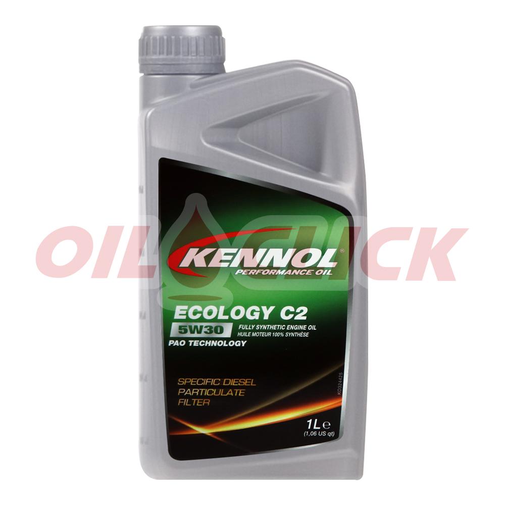 케놀 에코로지 C2 5W-30 1L