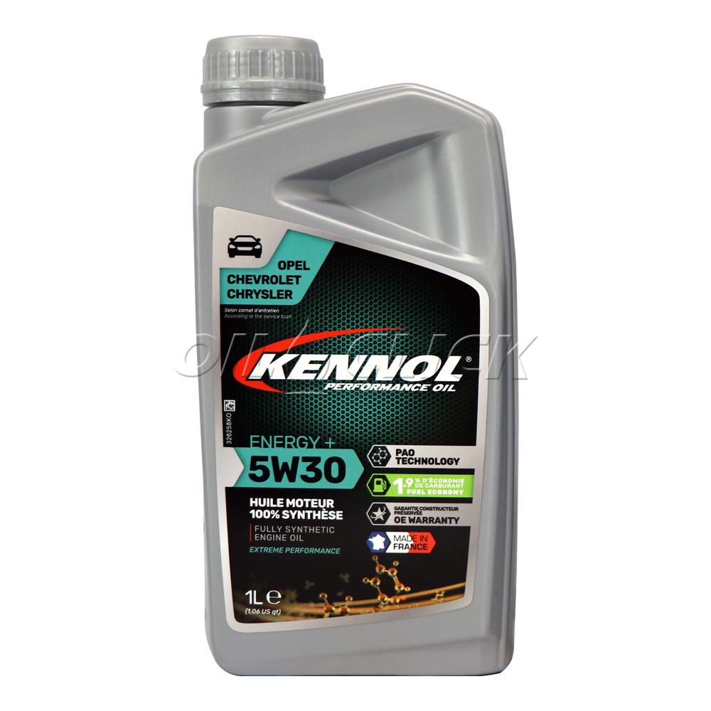 케놀 KENNOL 에너지 플러스 5W-30 SP 엔진오일 1L