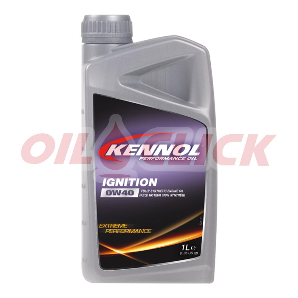 [KENNOL] 케놀 엔진오일 이그니션 0W-40 1L