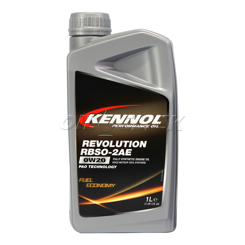 케놀 KENNOL 레볼루션 RBSO-2AE 0W-20 C5 엔진오일 1L