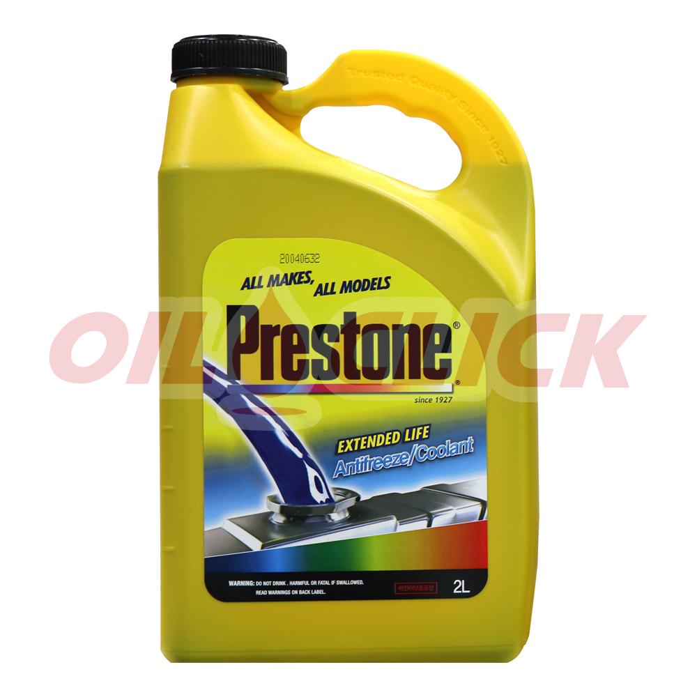 [PRESTONE] 프레스톤 부동액 냉각수 블루 2L