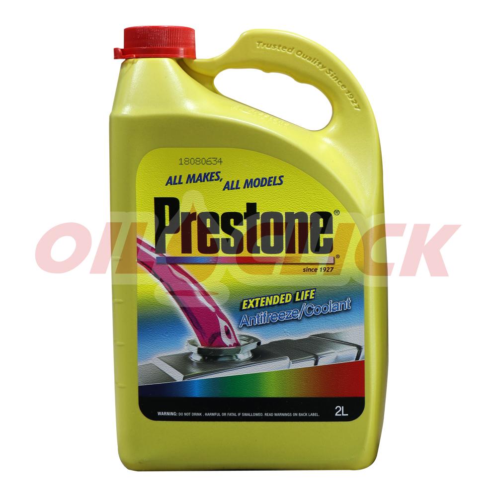 [PRESTONE] 프레스톤 부동액 냉각수 레드 2L